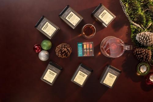 Karácsonyozz a fűszerillatú Ceylon szigetének egyedülálló ajándékával, a Dilmah teával!