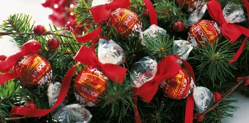 Legyen a karácsony boldog ünnep! Örömteli Karácsony lépésről-lépésre a LINDOR útmutatásával